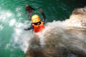 Canyoning Kawasan Falls Cebu