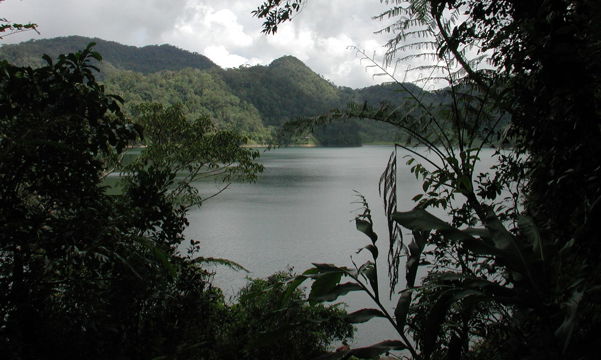 Twin Lakes of Balinsasayao & Danao on Negros Island