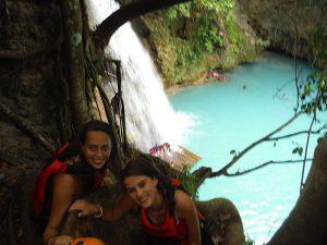 Kawasan Fall Badian Cebu