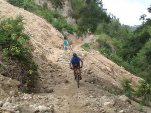 Challenging MTB Trails in Moalboal and nearby towns