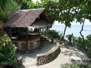 Beach Bar at Tipolo Beach Resort