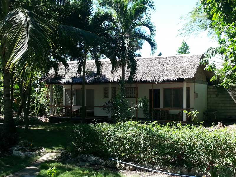 Double Cottages at Bamboo Inn
