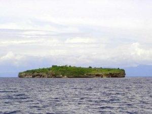 Pescador Island - the world dive spot