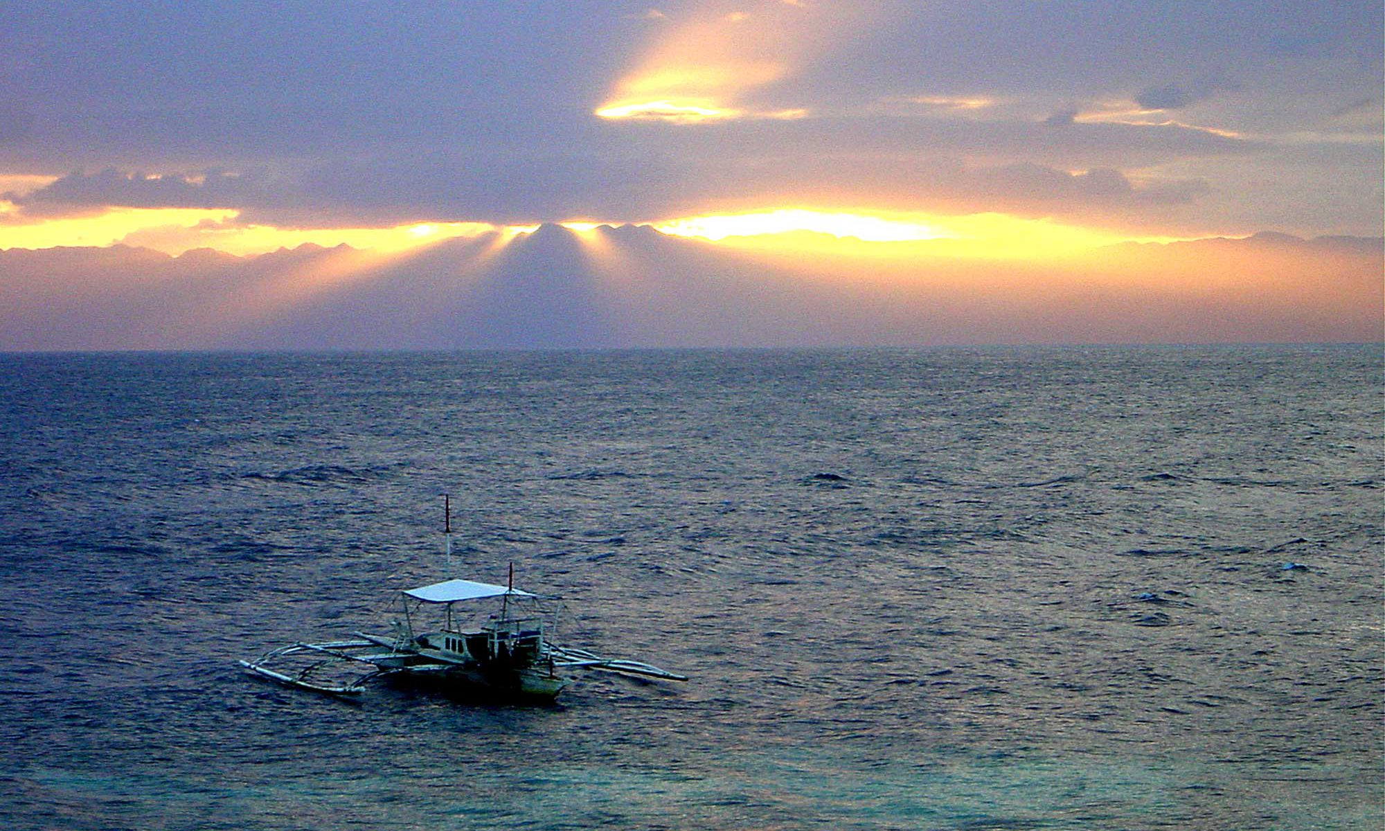 Moalboal Sunset